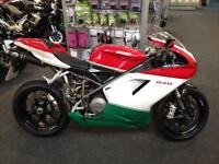 Ducati 848 Tricolore - immaculate condition