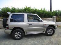 Mitsubishi SHOGUN 3.0 v6 petrol - 3 door
