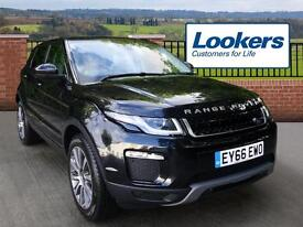 Land Rover Range Rover Evoque TD4 SE TECH (black) 2016-09-29