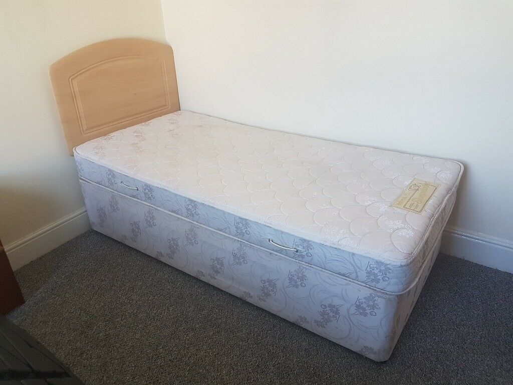 Picture of: Single Divan Bed In Sheffield South Yorkshire Gumtree