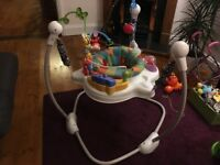 Fisher-Price jumperoo £30