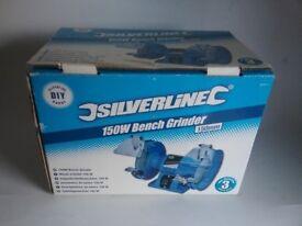 Sliverline bench grinder New £25