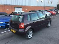 2003 Volkswagen Polo 1,4 litre 5dr