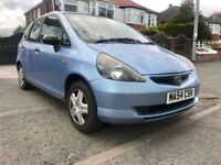 2004 HONDA JAZZ BREAKING FOR PARTS, ALL PARTS AVAILABLE,PLEASE CONTACT FOR DETAILS,CLEAN BODY PARTS