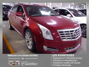 2014 Cadillac XTS SEDAN AWD PREMIUM CUIR TOIT AWD MAGS