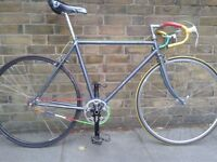 Vintage Triumph Bicycle Single Speed, Fixie. Classic frame