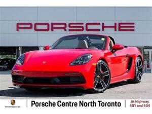 2018 Porsche 718 Boxster GTS GTS|Premium Package Plus|