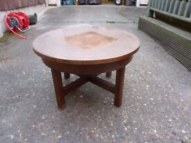 old collectible restorable useable retro vintage copper top table