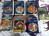 Rothmans football year books
