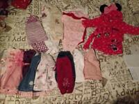 Baby girls 0-3 months bundle