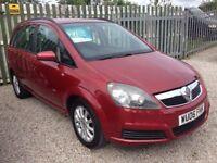 Vauxhall Zafira 1.6 *SALE NOW ON*
