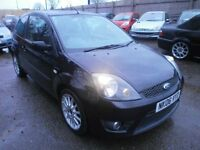 2006 FORD FIESTA 1.6 ZETEC S 3DOOR HATCHBACK, SERVICE HISTORY, HPI CLEAR, DRIVES LIKE NEW, CLEAN CAR