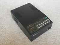Yamaha AVS-10 RARE vintage AWM MIDI sound module (not roland, korg) Electone voice expander (AVS10 )