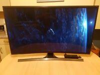"Samsung UE48JS8500 48"" 8 Series Curved SUHD Smart 3D LED TV"