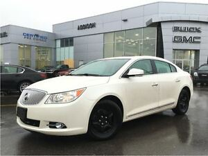 2010 Buick LaCrosse CXL One owner, accident free