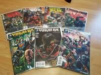 DC Comics Forever Evil Complete Set