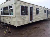 Static Caravan, 3 Bedroom, Double Glazing, Gas Central Heating - Available August