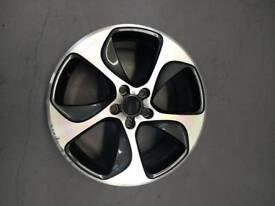 "Genuine Audi A3 alloy wheel / S Line / Sport / A3 8V / 18"" ET51 / 8V0 601 025 CC"