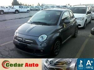 2012 Fiat 500 Sport - Moonroof - Managers Special
