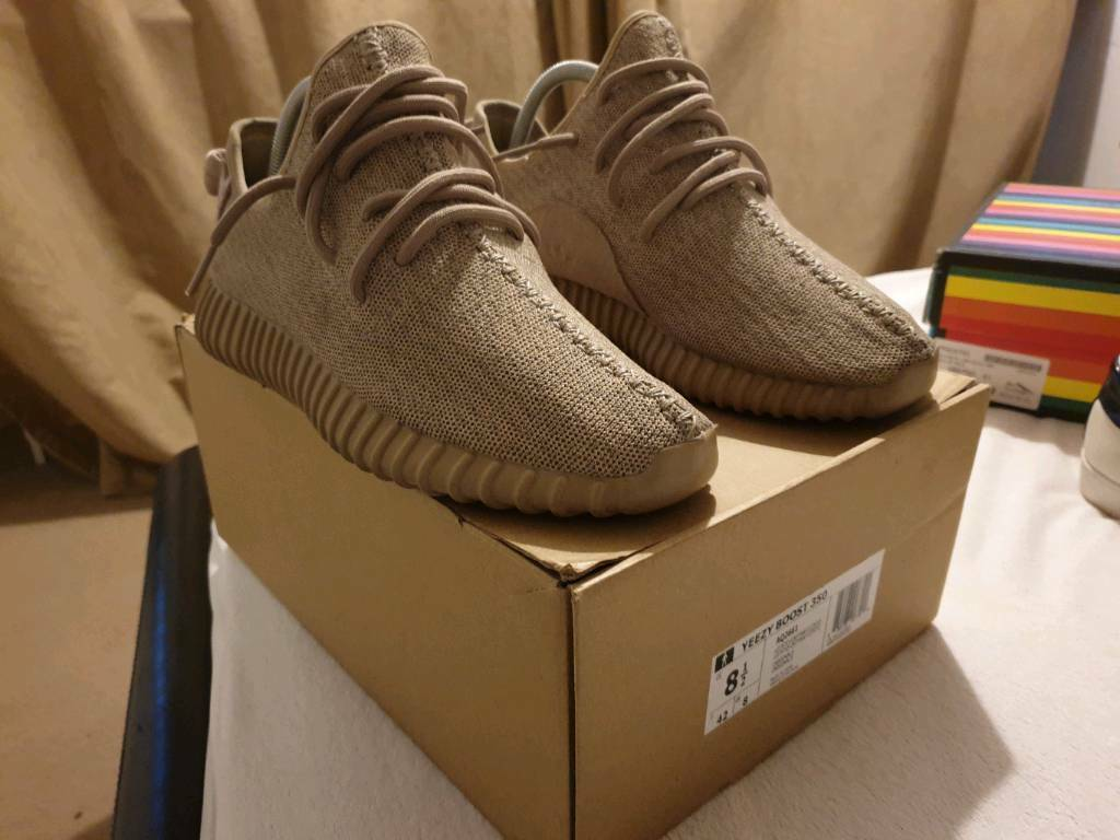 100% authentic 841dc 37774 ADIDAS YEEZY BOOST 350 V1 OXFORD TAN | in Salford, Manchester | Gumtree