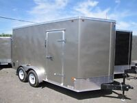 2015 Interstate 7x14 Enclosed Cargo