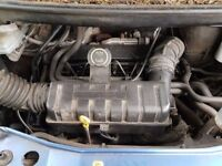 Ford Transit 2.0 TDDI Engine and gearbox