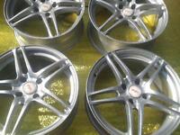 """Alloy wheels 17 """""""