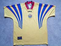 Romanian Euro 96 Football top