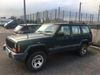 Jeep Cherokee Sport 2000 Reg 111,000 miles
