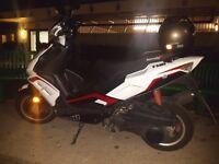 125cc Lexmoto FMR Sports *Rare* £750 ONO