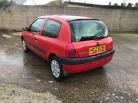 Renault Clio FULL MOT