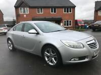 2009 VAUXHALL INSIGNIA 2.0 CDTI SRI 160BHP SAT NAV MODEL TOP SPEC MINT CONDITION GENUINE LOW MILES!!