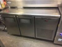 Commercial Under-counter / Prep counter fridge 2 door