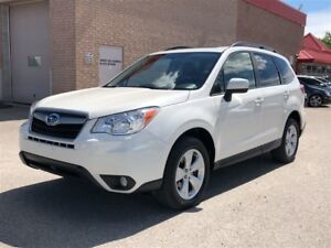 2016 Subaru Forester i Touring w/Tech Pkg