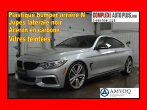 2014 BMW 4 Series 435i xDrive M Package *WOW LOOK UNIQUE ! 435 i