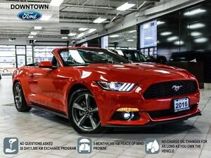 2016 Ford Mustang BlueTooth Premium Audio, Car Proof Verified