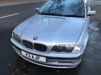 BMW 3 Series 1.9 Petrol Auto 318i SE 4dr Automatic