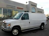 2013 Ford Econoline Commercial Max Load Capacity Power Opts Low