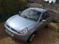 Ford Ka 1.3 Collection 3dr - Immaculate Condition Interior and Exterior