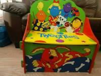 Tweenies Toy Box