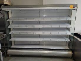 2.5m Arneg Remote Multi-Deck Chiller for Shops, Offlicence AST231