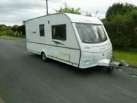 Coachman Pastiche 460 2 Berth 08 Caravan