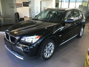 2012 BMW X1 xDrive28i Lease Return, All Wheel Drive, Heated Se