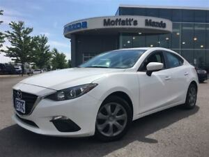 2014 Mazda MAZDA3 GX-SKY BLUETOOTH, PUSH START, POWER PKG.