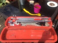 Rubi 42cm ceramic tile cutter