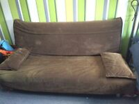 ikea sofa bed fouton