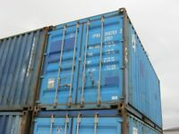 """20ft Used Shipping Container's For Sale Scotland """"IN STOCK 4 VIEWING"""" site store portable cabin"""