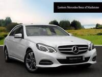 Mercedes-Benz E Class E220 BLUETEC SE (white) 2015-09-21