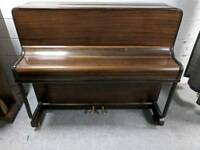 Fantastic Mahogany 'Delmonte' Upright Console Piano - CAN DELIVER