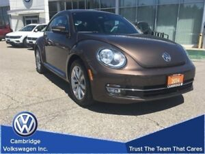2014 Volkswagen The Beetle Highline 1.8 Turbo With Free Winter T